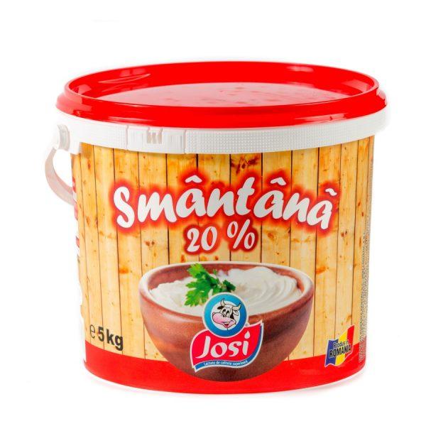 900 Smantana Josi 20% - 5 kg