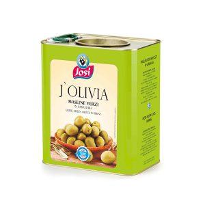 J'Olivia - Masline verzi