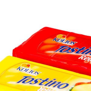 TOSTINO RED & YELLOW