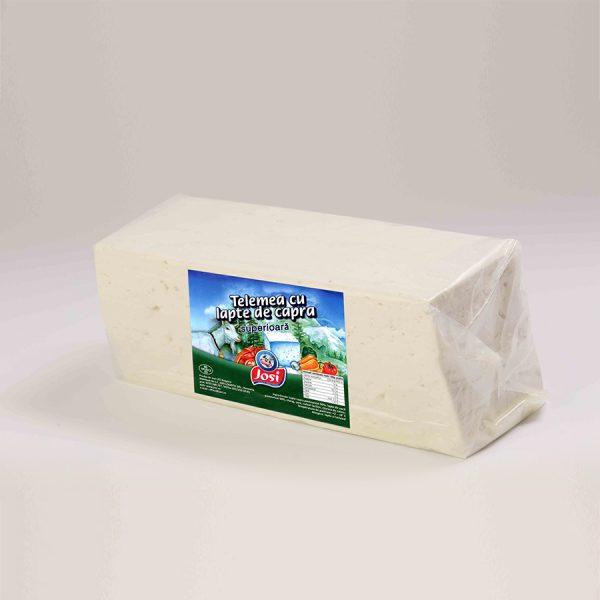 Telemea superioara cu lapte de capra -Calup