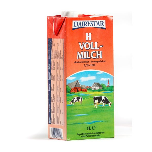 900 Lapte UHT cu capac 3,5% DairyStar