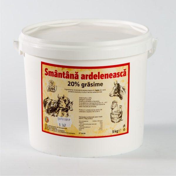 900 Smantana Ardeleneasca 20% 5 kg