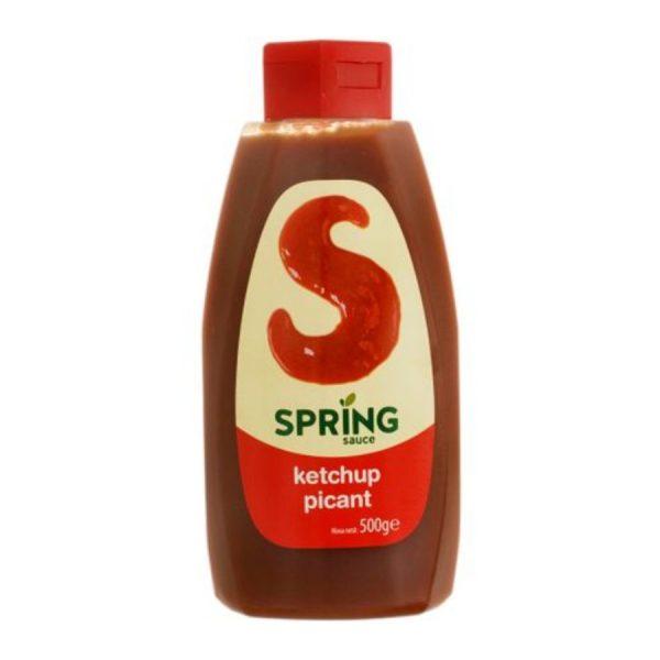 900 Ketchup picant sping