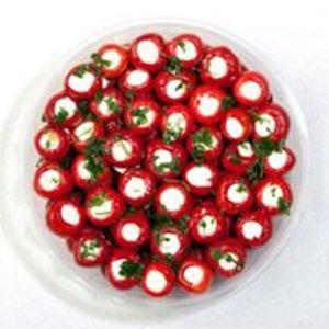 900 Mini Gogosari Picanti Umpluti cu Branza 1,3 kg